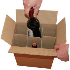Thùng carton đựng rượu