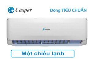 Điều hòa Casper 1 chiều 18.000BTU EC-18TL11