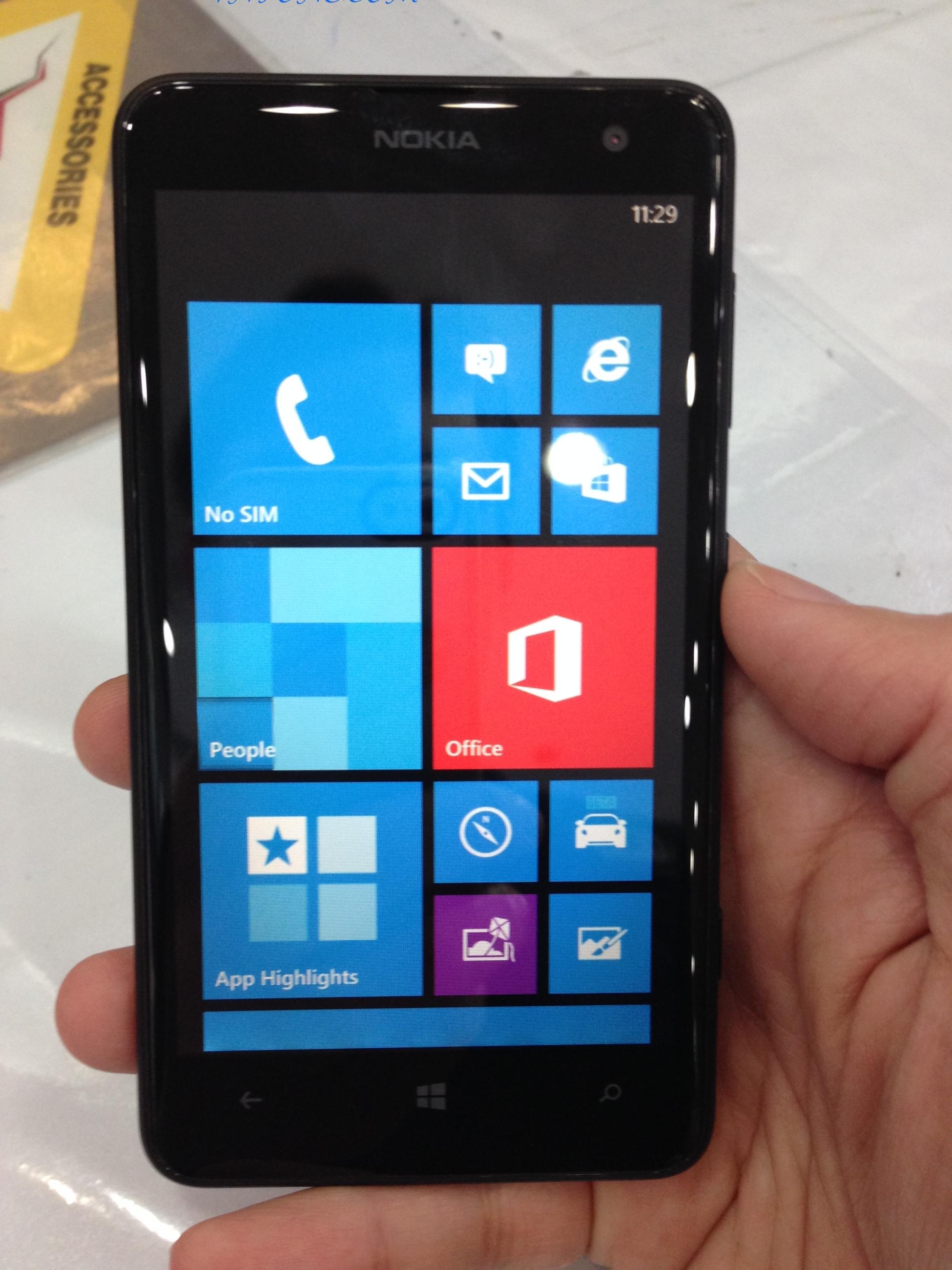 Lumia 6255