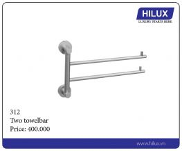 Two Towel Bar - 312