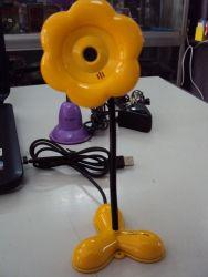 Webcam Colorvis hình hoa Cúc