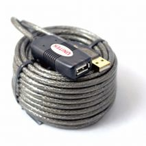 Cáp nối dài USB 15m Unitek Y-C265