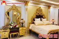 Hoàn thiện Căn hộ nội thất dát vàng  tại TP.nha trang