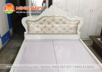 Giường ngủ tân cổ điển (GT-02)