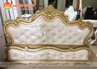 Giường ngủ tân cổ điển (GT-06)