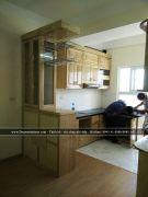 Thi công lắp đặt tủ bếp TB-04