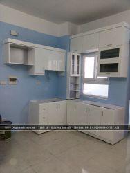 Thi công lắp đặt tủ bếp TB-05
