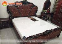 Giường ngủ tân cổ điển (GN-04)
