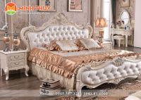 Giường ngủ tân cổ điển (GN-09)