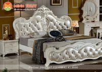 Giường ngủ tân cổ điển (GN-012)