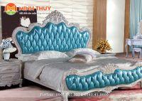 Giường ngủ tân cổ điển (GN-014)