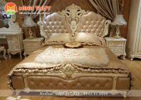 Giường ngủ tân cổ điển (GN-022)