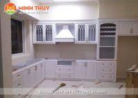 Thi công lắp đặt tủ bếp TB-014