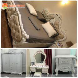 Bộ phòng ngủ tân cổ điển (CB-27)