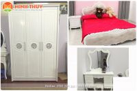 Bộ phòng ngủ tân cổ điển (CB-31)