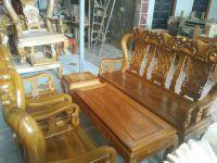 Bộ quốc đào gỗ Lim tay 10