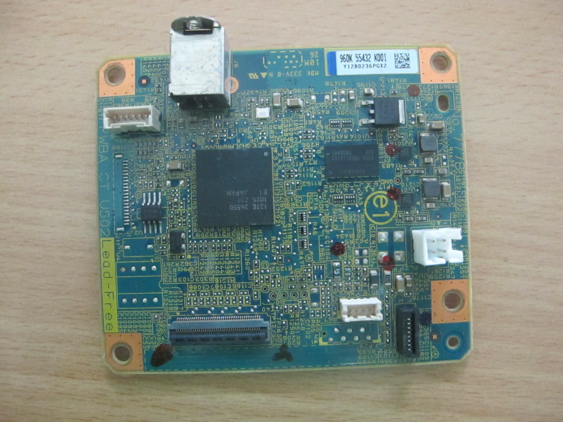 Card Formatter CP105b