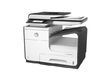 HP PageWide Pro 477dw MFP - D3Q17D