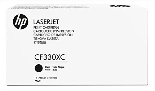 HP 654X Blk Contract LJ Toner Cartridge