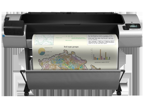 HP Designjet T1300 PS 44-in ePrinter Series