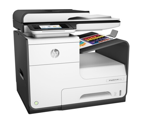 Máy in HP PageWide Pro 477dw MFP