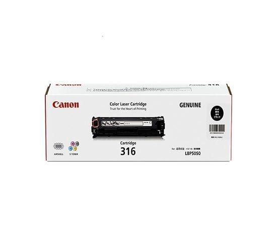 Mực in Canon 316 Black Toner Cartridge
