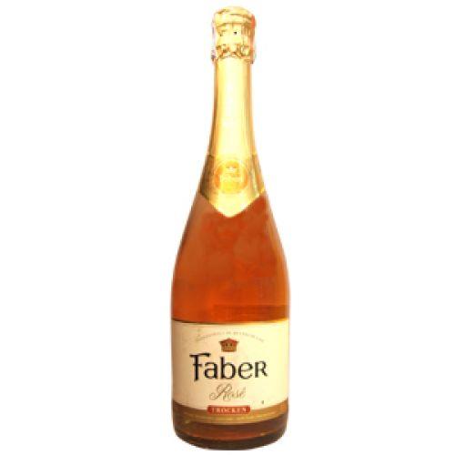 Sâm panh hồng Faber Rose 750ml