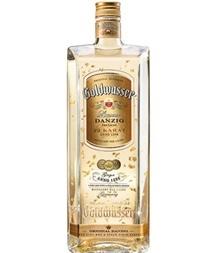Rượu dát vàng- Goldwasser