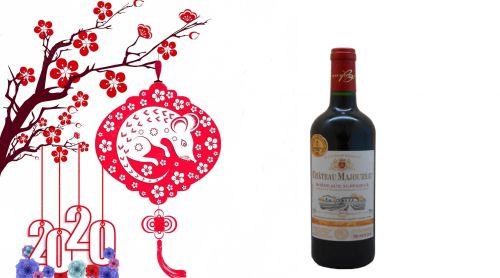 Rượu vang Chaateau Majoureau