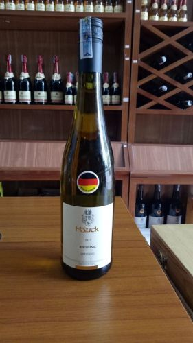 Rượu Hauck Riesling Spätlese
