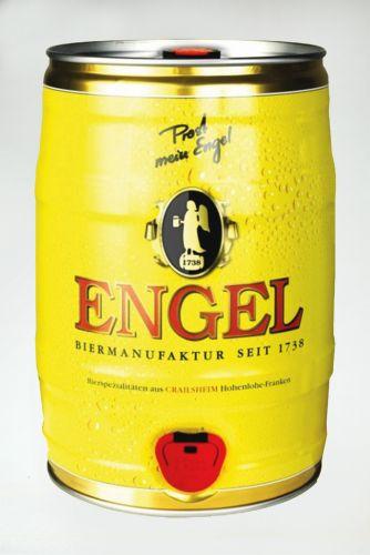 Bier Engel Gold 5.4o 5L