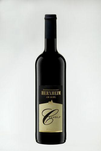 """Rượu Herxheim Cuvée ,,C""""Rotwein Trocken"""