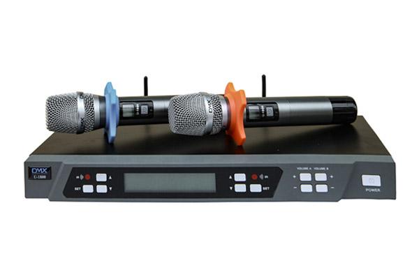 Micro không dây DMX U-1800