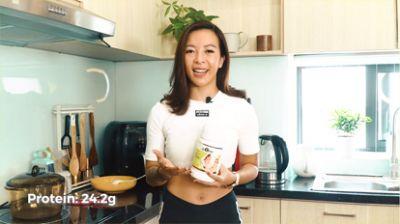 Hanna Giang Anh chia sẻ cách dùng Beone giảm cân