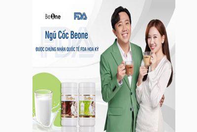 """Ngũ cốc Beone sở hữu """"hộ chiếu quốc tế"""" về chất lượng và thị trường phân phối với FDA"""