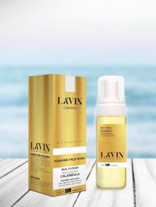 Sữa rửa mặt tẩy trang Lavin