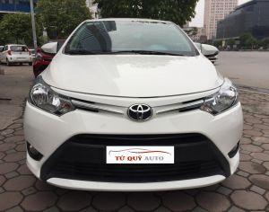Xe Toyota Vios 1.5E 2016 - Trắng