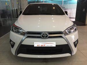 Xe Toyota Yaris G 1.5AT 2017 - Trắng