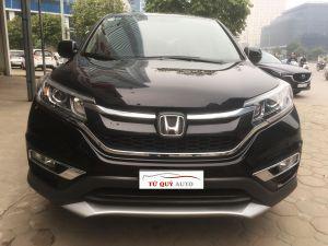 Xe Honda CR V 2.4AT 2015 - Đen