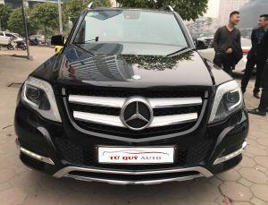 Xe Mercedes Benz GLK CDI 220 4 Matic 2014 - Đen