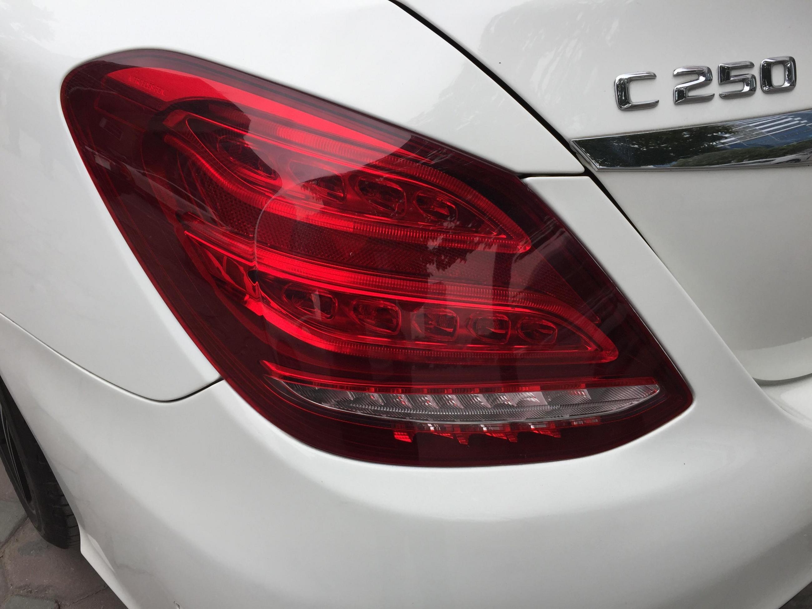 Mercedes Benz C250 AMG 2015 - 8