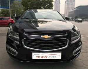 Xe Chevrolet Cruze LTZ 1.8AT 2015 model 2016 - Đen