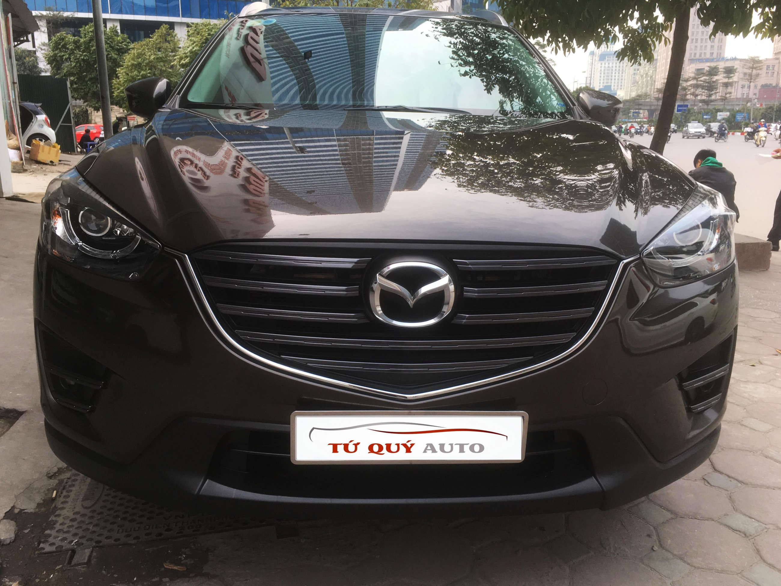 Mazda CX-5 AWD 2.5AT 2016 - 1