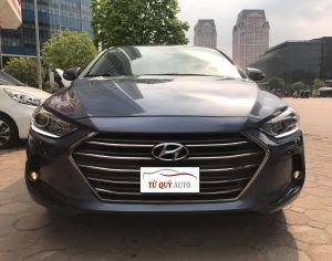 Xe Hyundai Elantra GLS 2.0AT 2017 - Xanh
