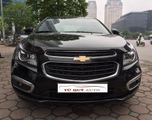 Xe Chevrolet Cruze LT 1.6MT 2016 - Đen