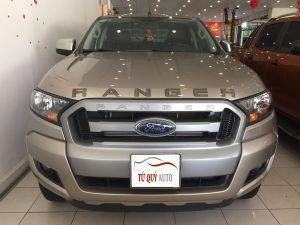 Xe Ford Ranger XLS 2.2AT 2015 - Vàng cát