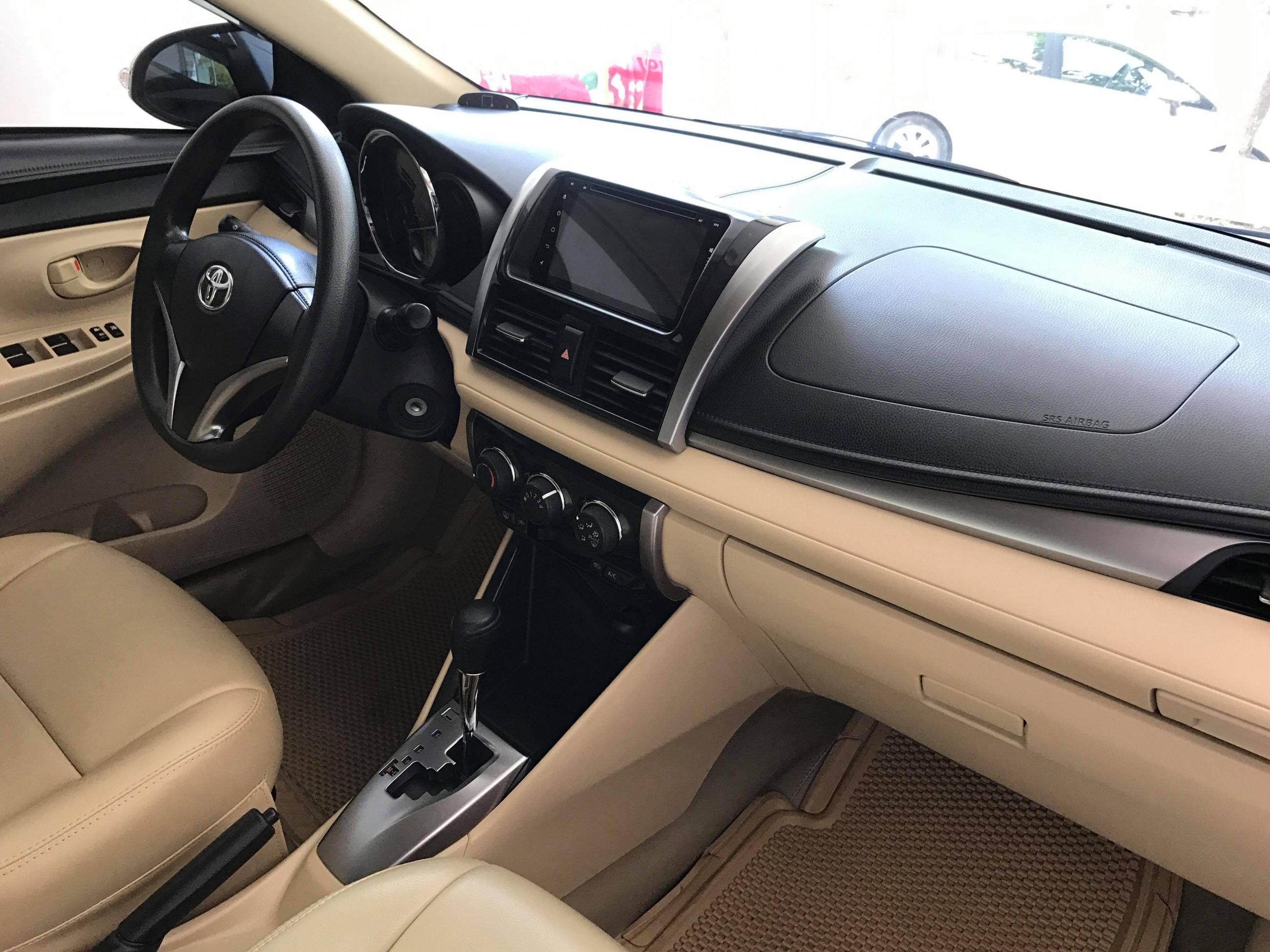 Toyota Vios E 2017 - 6