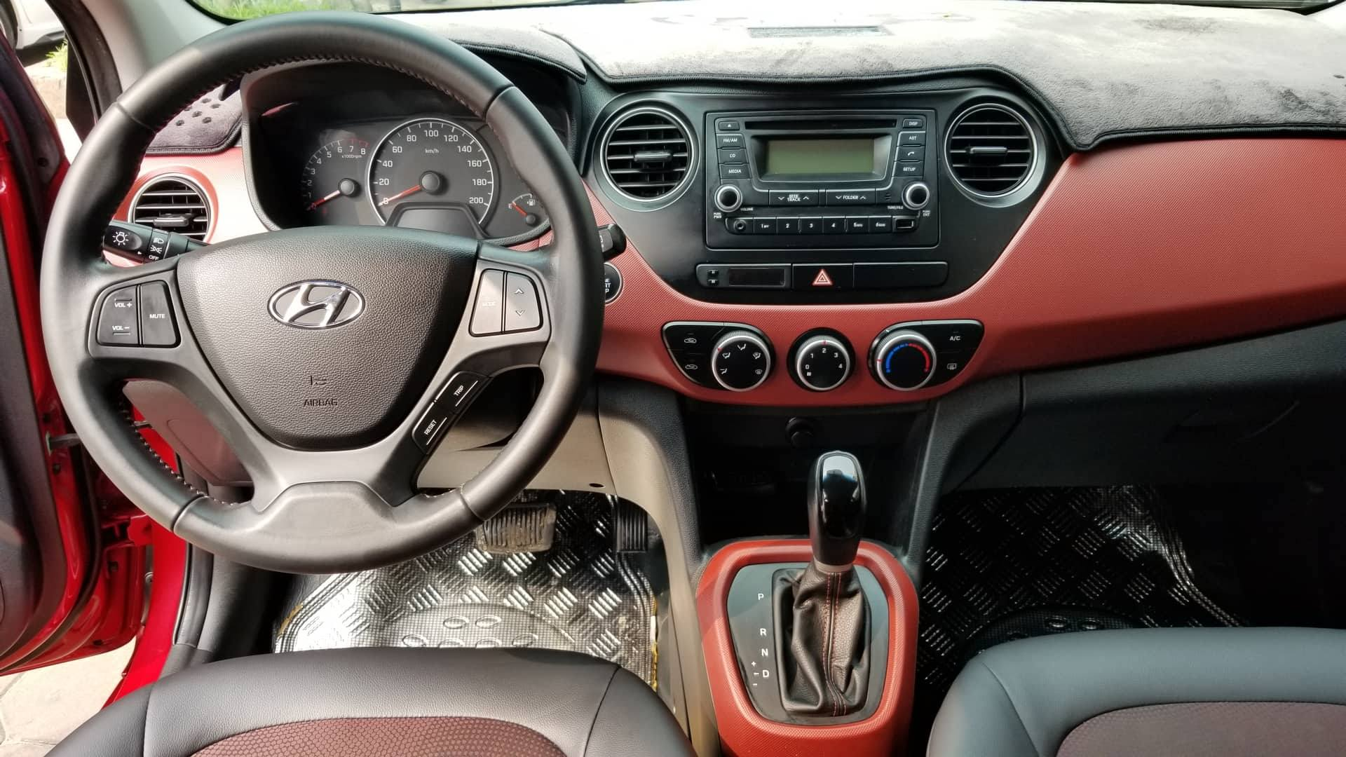 Hyundai i10 Hatchback 1.2AT 2015 - 7
