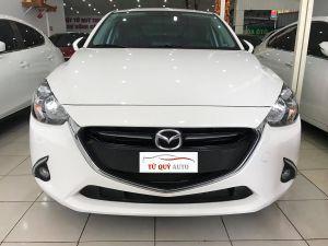 Xe Mazda 2 Sedan 1.5AT 2017 - Trắng