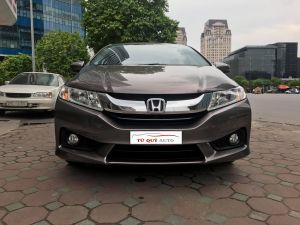 Xe Honda City 1.5AT 2016 - Nâu